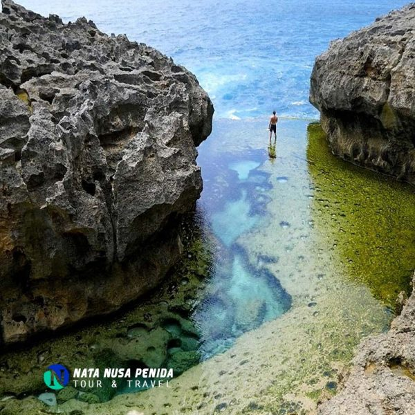 Angel's Billabong Nusa Penida Tour