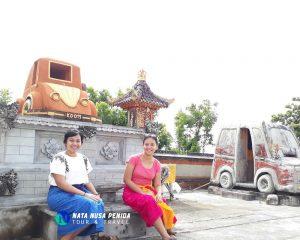 Pura Paluang Mobil Nusa Penida