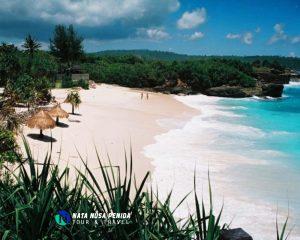 Dream Beach Nusa Lembongan